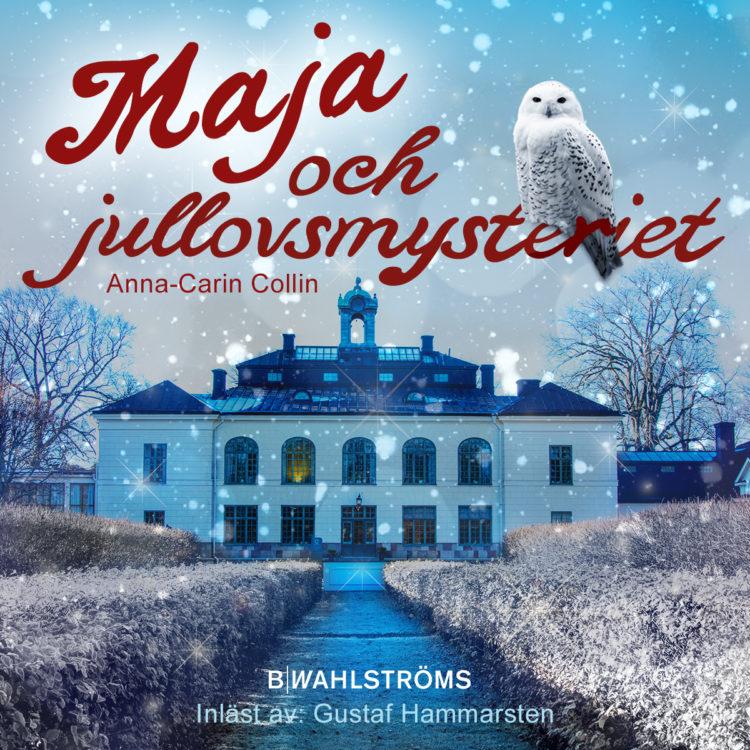 Lyssna till Maja och jullovsmysteriet på Storytel i jul